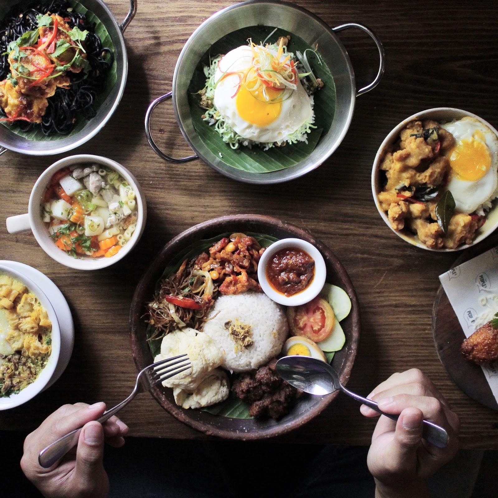 People S Cafe Setiabudi