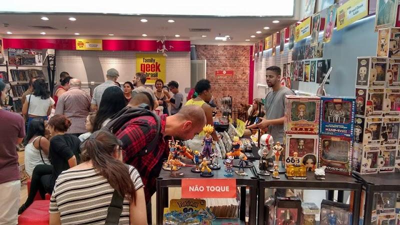 Family Geek Brasil chega ao TopShopping