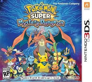 Pokemon Super Mystery Dungeon, 3DS, Español, Mega, Mediafire