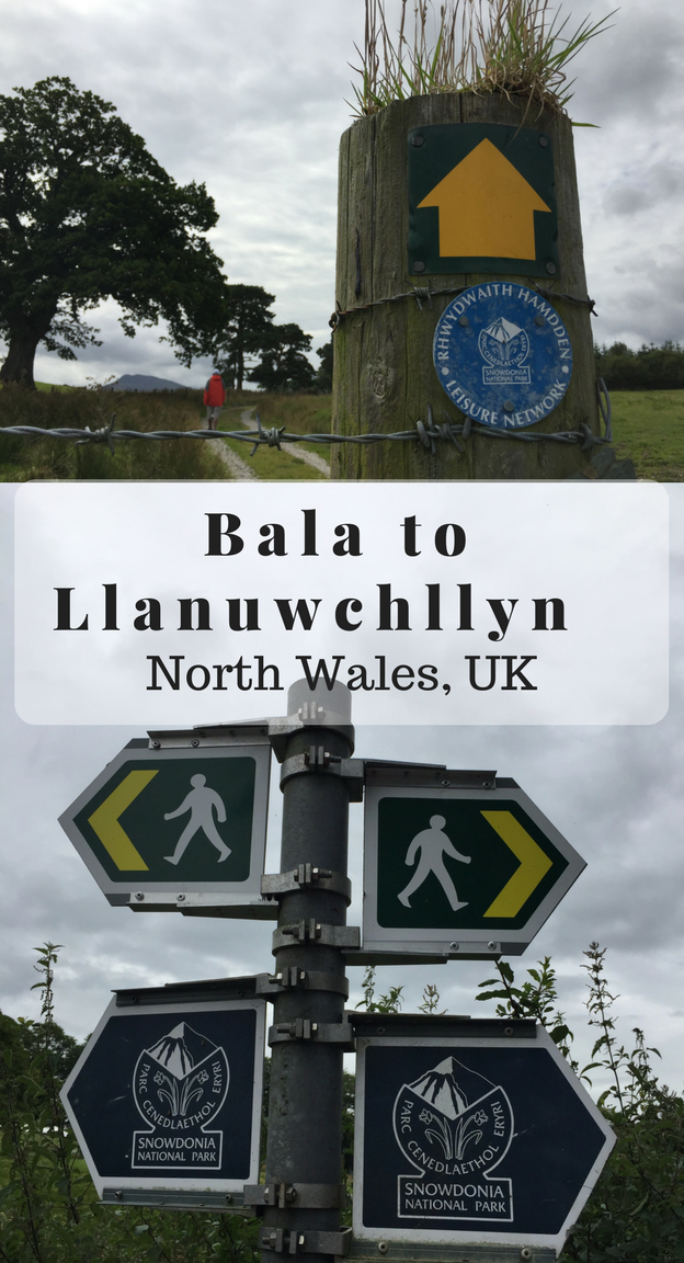 Bala to Llanuwchllyn Ramble (part of Snowdonia Leisure Network)