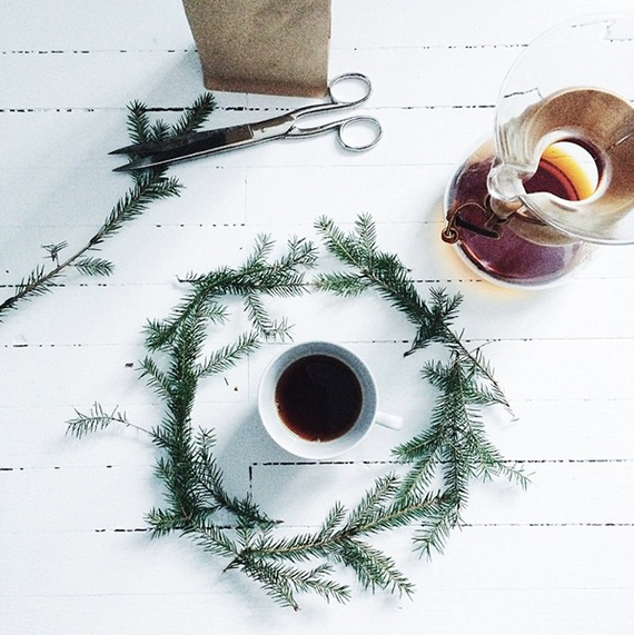Christmas on Instagram | @livingenjoy