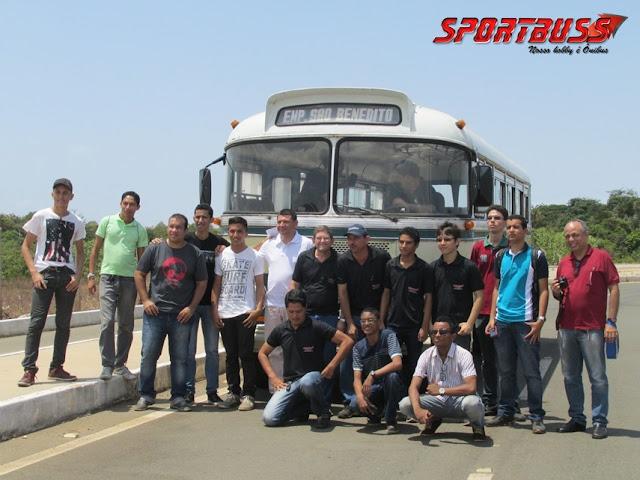 Faça parte do SportbuS