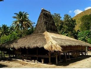 640 Koleksi Gambar Rumah Adat Timor HD