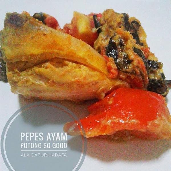 Yuk, Masak Pepes Ayam Potong SO GOOD ala Dapur Hadafa