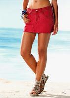 Fustă mini trendy marca RAINBOW