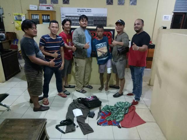 Begal Asal Banyuasin, Di Dor Polisi Prabumulih