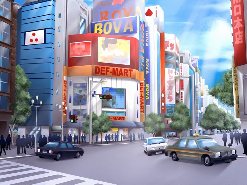 Anime Landscape City Anime Background Interiors Inside Ideas Interiors design about Everything [magnanprojects.com]
