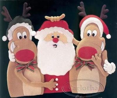 Renos-navideños-colgante