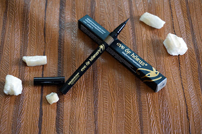 Eye of Horus, Eye of horus cosmetics, Liquid eye marker, liquid eye liner, Liquid define babylon brown, eyemakeup, eyeliner, brown eyeliner, beauty, eyes, beauty blog, beauty blogger, beauty review, beauty blogger Pakistan, top beauty blog in Pakistan, red alice rao, redalicerao
