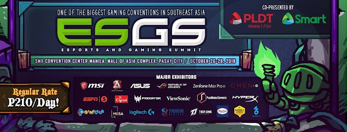 Noob's Guide to ESGS 2018
