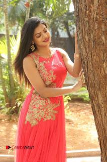 Telugu Actress Anusha Stills at Dhyavudaa Movie Teaser Launch  0030.JPG