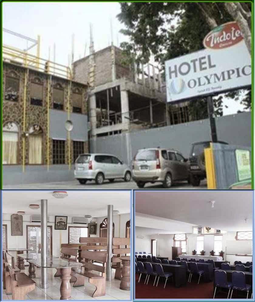 Hotel Olympic Alternatif Pilihan Tempat Menginap Bagi Keluarga Anda Di Kota Semarang