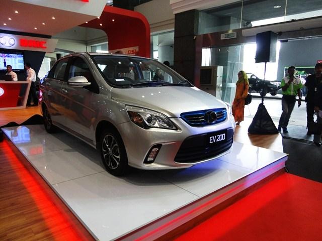 Motoring Malaysia Baic International And Amber Dual Sdn Bhd