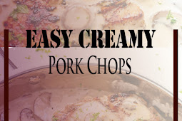 Easy Creamy Pork Chops