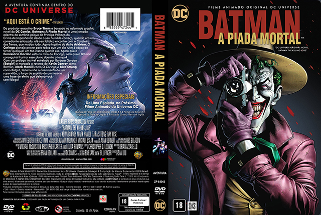 Batman A Piada Mortal BDRip Dual Áudio