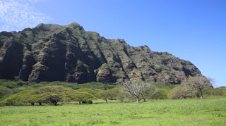 Kaneohe Ranch, Oahu, Hawaii