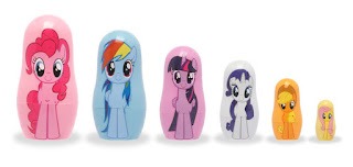 MLP Nesting Dolls Announced By PPW Toys