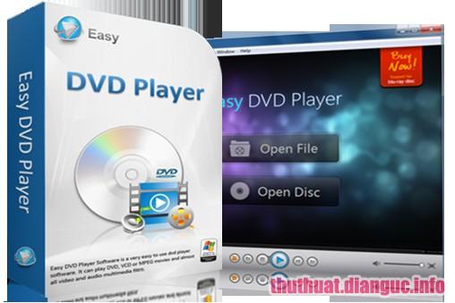 Download ZJMedia Easy DVD Player 4.6.9.2163 – Phần mềm phát DVD chuyên nghiệp