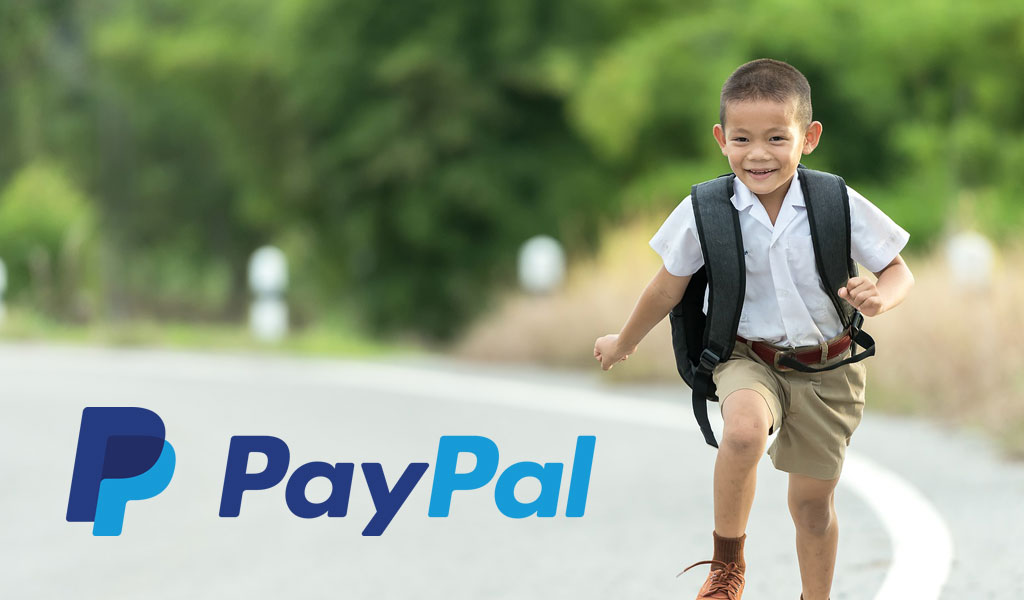 Paypal Back to School tips