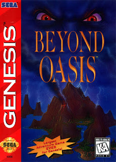 Beyond Oasis (BR) [ SMD ]