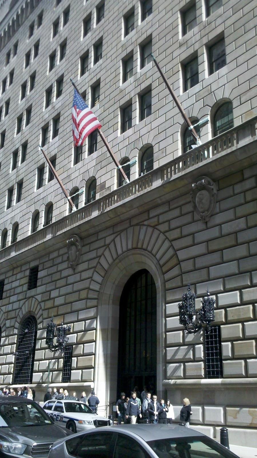 fédéral reserve board