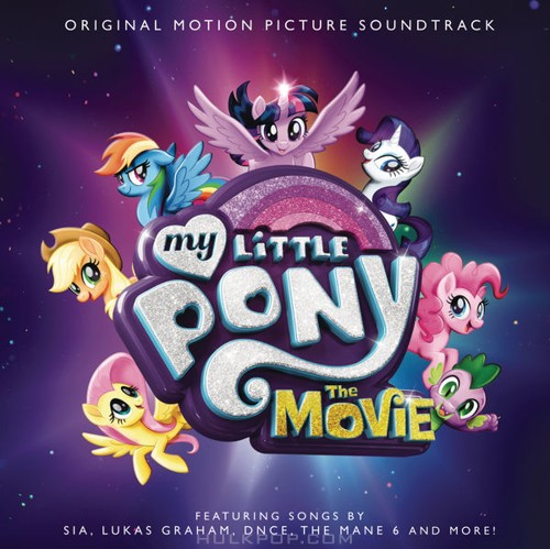 CL – No Better Feelin' – My Little Pony: The Movie (Original Motion Picture Soundtrack)
