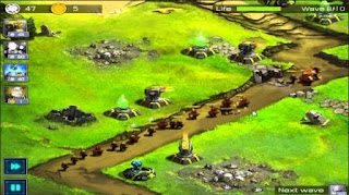 Ancient Planet Tower Defense Mod Apk