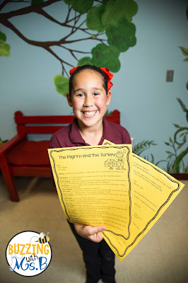 Looking for a way for students to practice their reading fluency without using worksheets or passages? Partner plays are reader's theater scripts for two readers, and they're the perfect way to practice fluency! Put the plays in Read to Someone or Buddy Reading, or use as a whole class activity! The best part? This post includes a free download: Spring Partner Plays, for 2nd or 3rd grade!