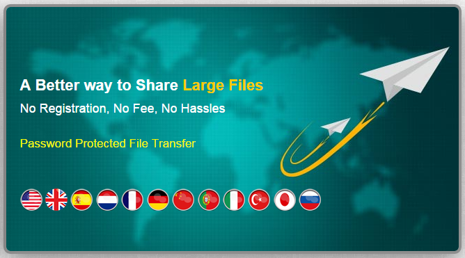 5 Best Websites to Send Large Files Up to 20 GB for Free