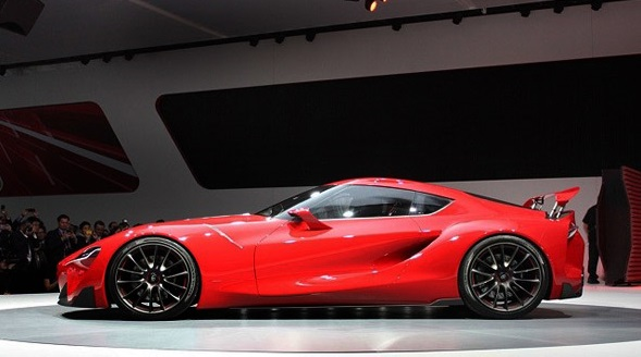 2017 Toyota Supra Release Date Price Engine