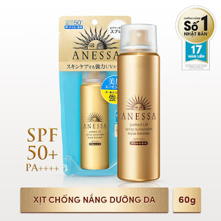xịt Chống nắng Shiseido Anessa giá bao nhiêu