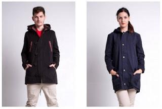 jaket parka kualitas premium untuk pria dan wanita murah
