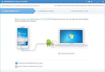 Android Phone မွာ မွားဖ်က္မိတဲ့ ဓါတ္ပံုမ်ားကို ျပန္လည္ရယူနည္း
