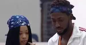 BB naija double wahala : Should miracle share his 45 million naira with Nina?