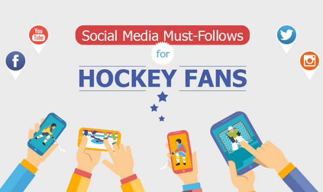 Social media must-follows for hockey fans