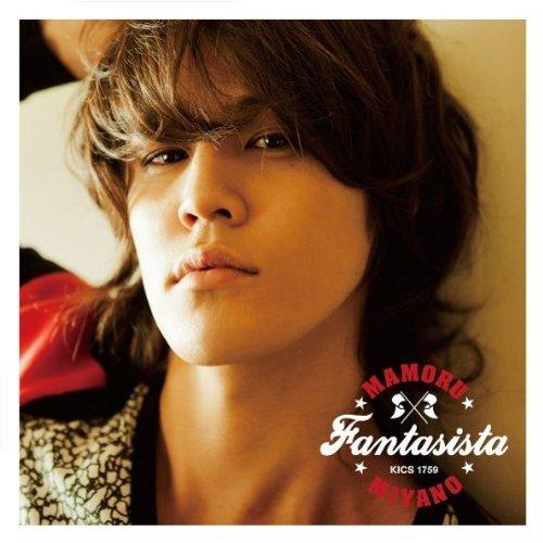 Mamoru Miyano - FANTASISTA [FLAC   MP3 320 / CD]