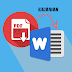 Cara Convert PDF ke Word Mudah dan Terbaru