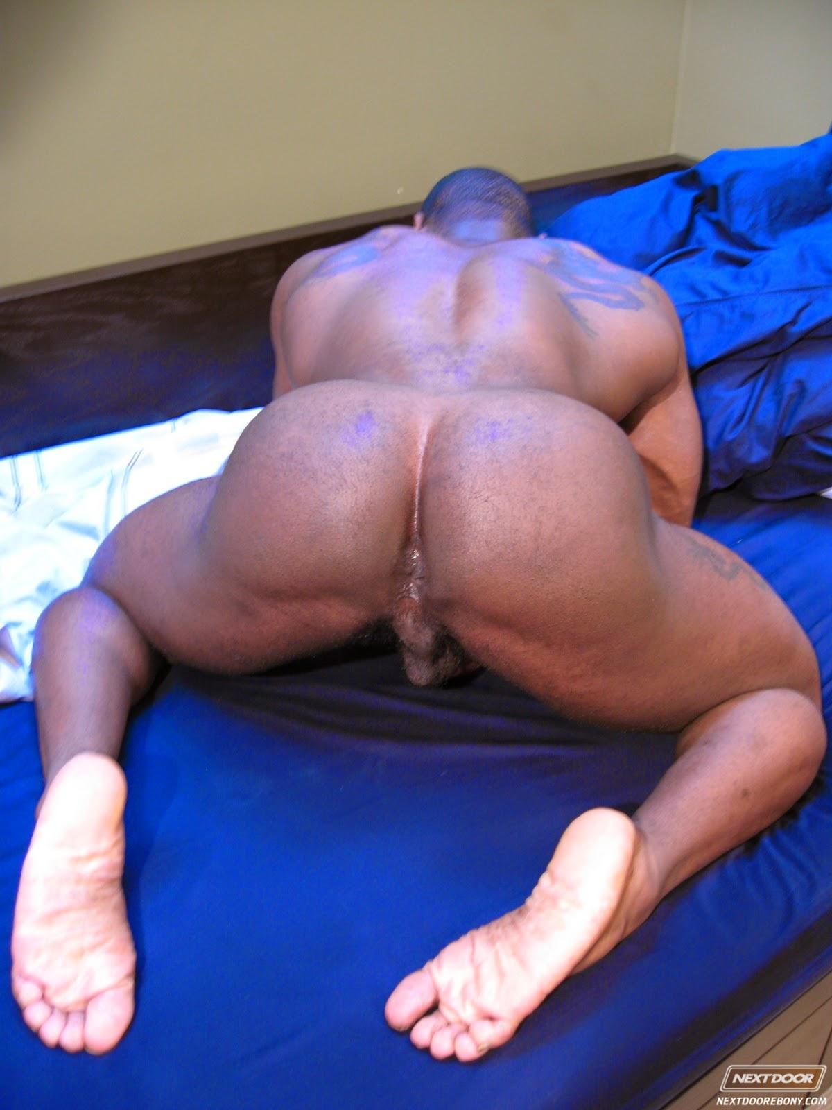 Booty fat ass ass eating sexy black men black gay porn muscle thug blackgayporn