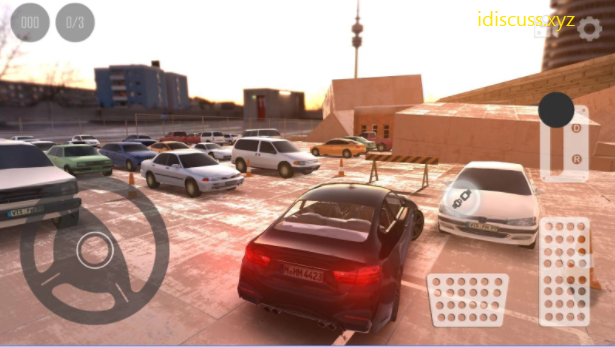 real car parking 2017 street 3d hack
