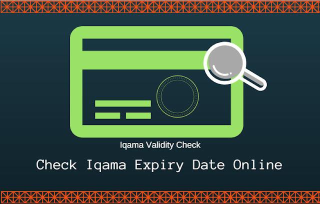Check Iqama Expiry Date Validity Via Moi Online – Fondos de Pantalla