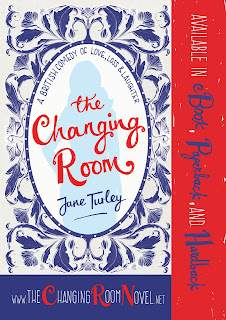 The Changing Room by Jane Turley poster artwork
