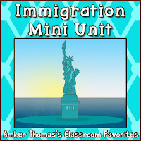 http://www.teacherspayteachers.com/Product/US-Immigration-Unit-69733