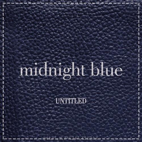 Midnight Blue – untitled – Single