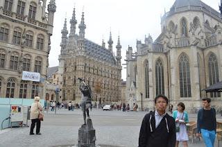 Kota Leuven - Belgia