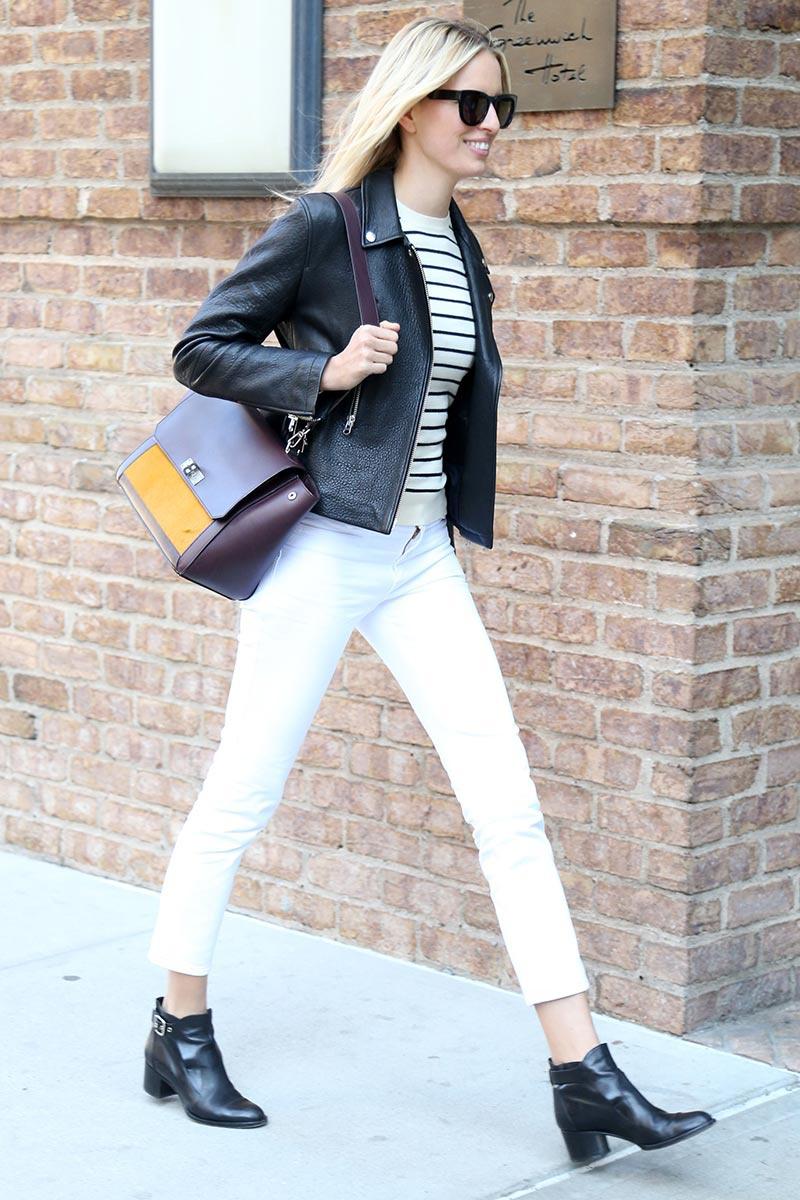 Karolina Kurkova Street Style {Cool Chic Style Fashion}