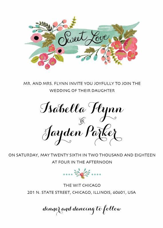 plantillas de invitaciones de boda editables para imprimir gratis