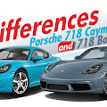 Here are 7 Differences Between Porsche 718 Boxster and 718 Cayman