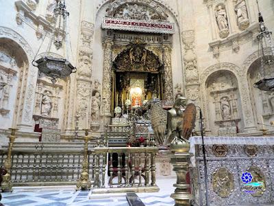 Capilla de Nuestra Señora de los Reyes - Catedral de Sevilla