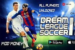 Dream League Soccer 2019 v6.03 Unlimited Money Mod Apk