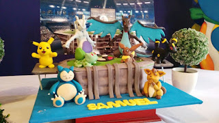 Torta Pokemon
